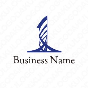 ナンバーワン・タワーのロゴ