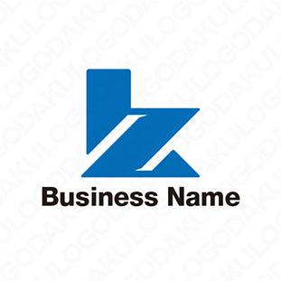 KとZのロゴ