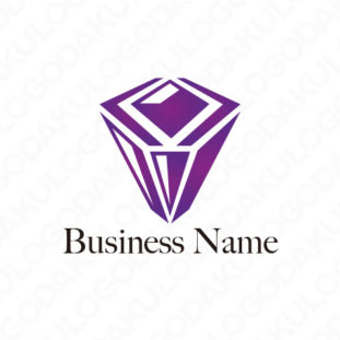 ダイヤモンドタワーのロゴ