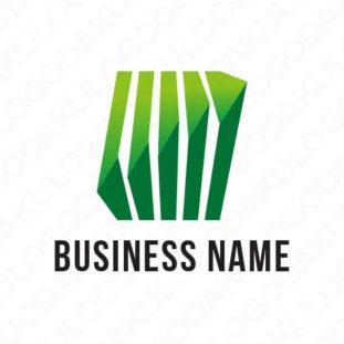 持続的な発展するロゴ