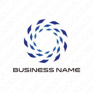自然エネルギーのロゴ