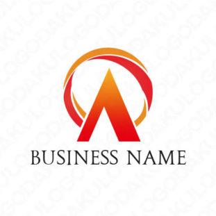 繋がるサークルAのロゴ