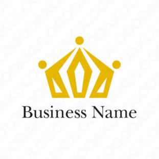 王冠のロゴ