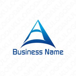 頂点のAロゴ