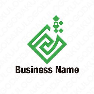 溢れる出るアイデアのロゴ