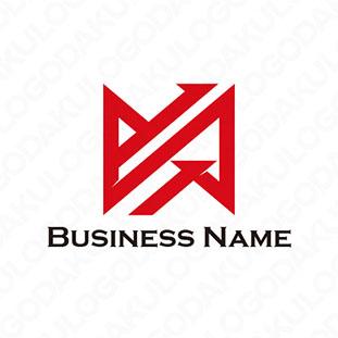 無限に成長するロゴ
