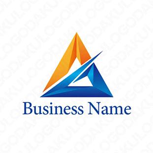 トライアングルAのロゴ