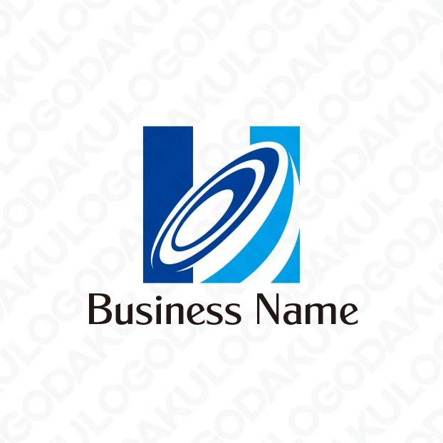 トルネードの拡散するロゴ