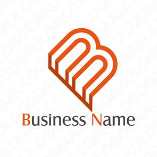 発想・閃くBのロゴ