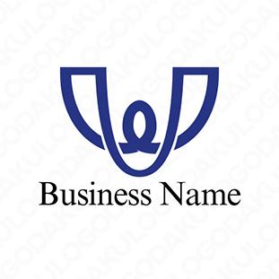 成功へのエンブレムのロゴ