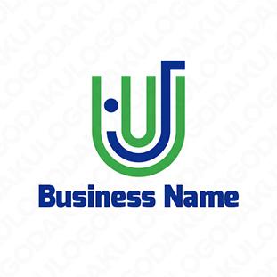 U&Jのロゴ