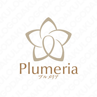 プルメリアのロゴ