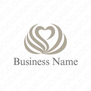 スワン ハートのロゴ