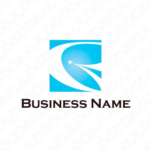 稲妻Aのロゴ