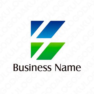 4つのパーツで形成されるBとSのロゴ