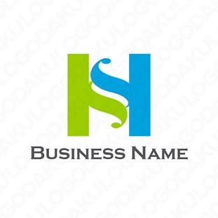 HとSのロゴ