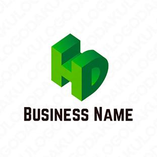 HDのロゴ
