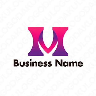 M大理石のロゴ