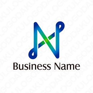 人と繋がるNのロゴ