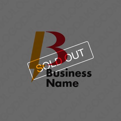 稲妻Bのロゴ