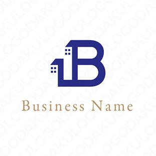 成長を止めないBのロゴ