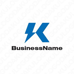 フラッシュするKのロゴ
