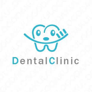 歯みがきは虫歯予防のロゴ