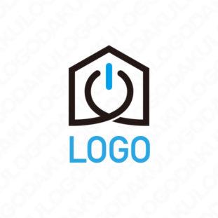 e-ハウスのロゴ