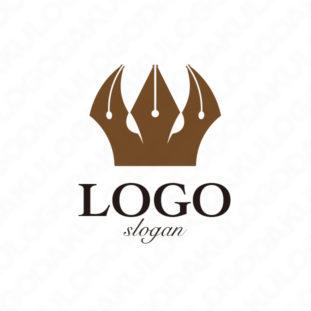 ジャスティス・王冠のロゴ