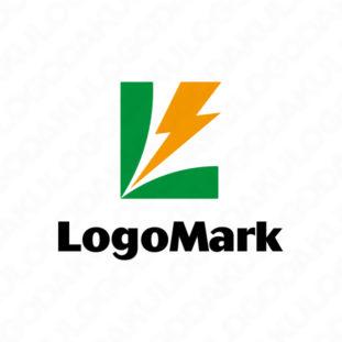 『L』のスマートライフ電気のロゴ