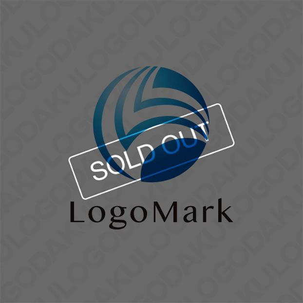 グローバルに広がるLのロゴ