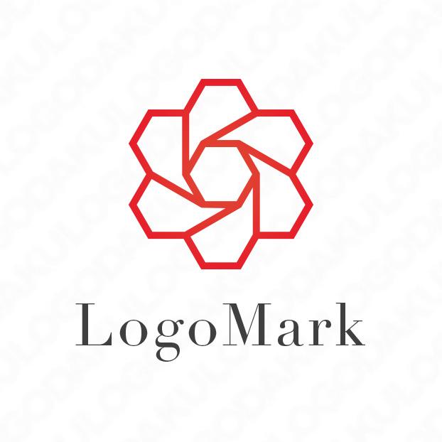 グッド・フラワーのロゴ