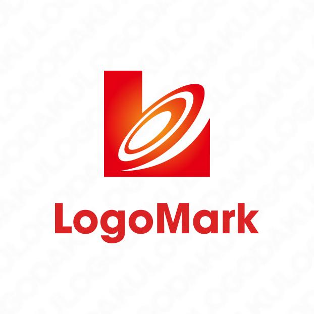 広がるLのロゴ