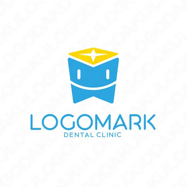 人を幸せにする歯科のロゴ