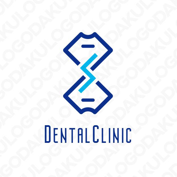 無限大S・歯のロゴ