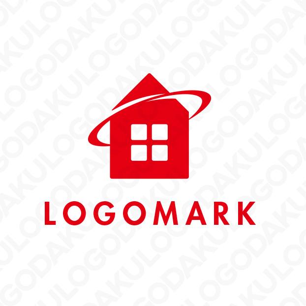ホームセキュリティの住宅ロゴ