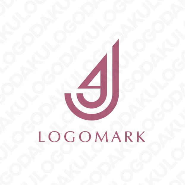 スタイリッシュなJのロゴ