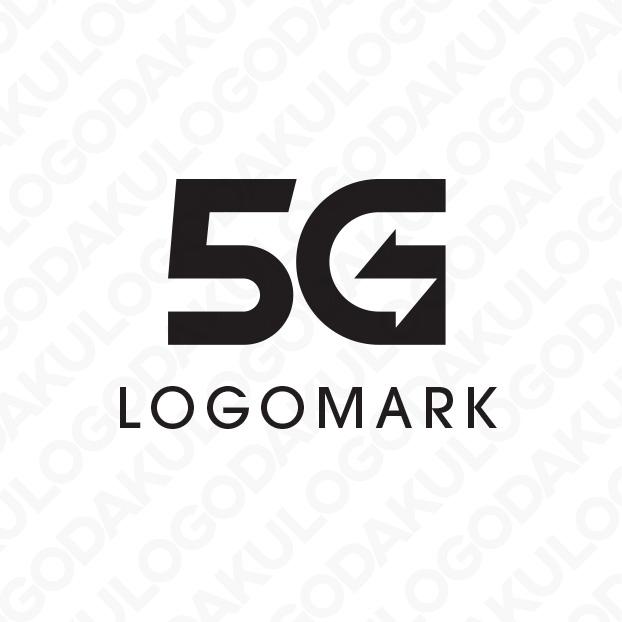 5G(ファイブジー)のロゴ