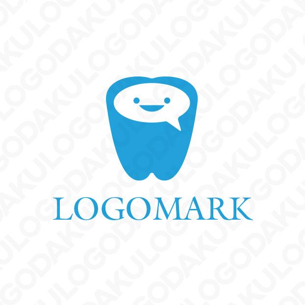 患者さんの声を聞く歯のロゴ