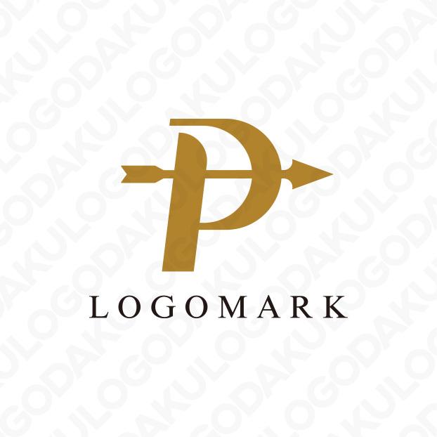 ターゲットをねらうPのロゴ