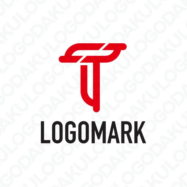 協力して上昇するTのロゴ