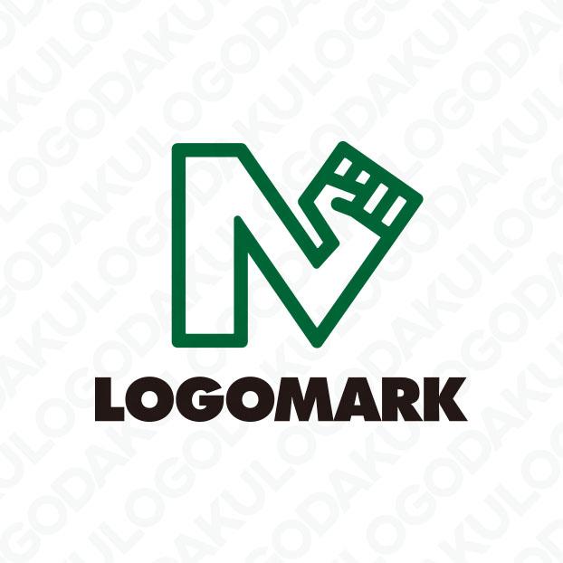 パワーと信頼のNロゴ