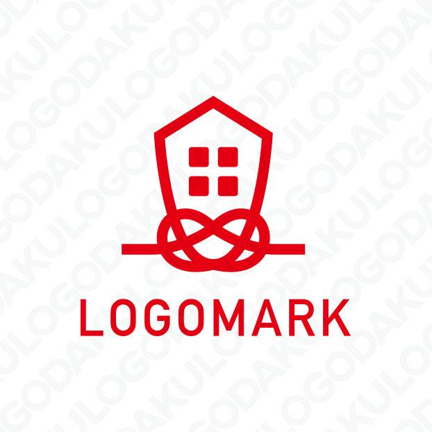 水引・住宅のロゴ