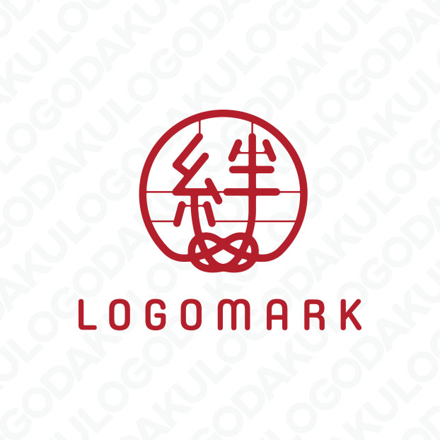 つながる絆のロゴ