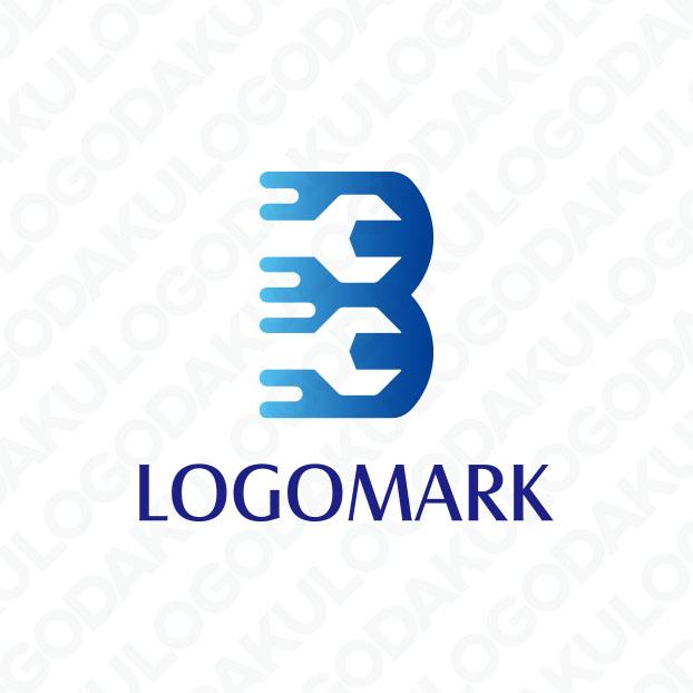 出張修理サービスBのロゴ
