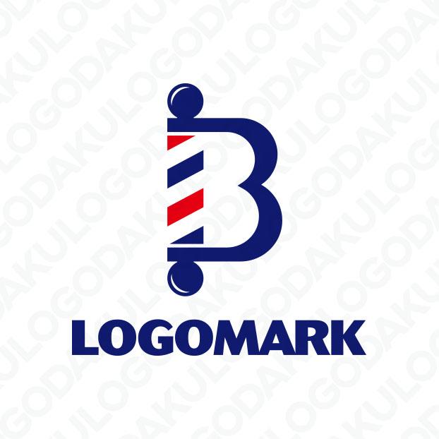 バーバー・サインポールBのロゴ
