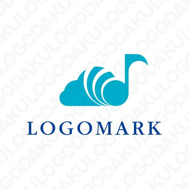 音楽クラウドのロゴ