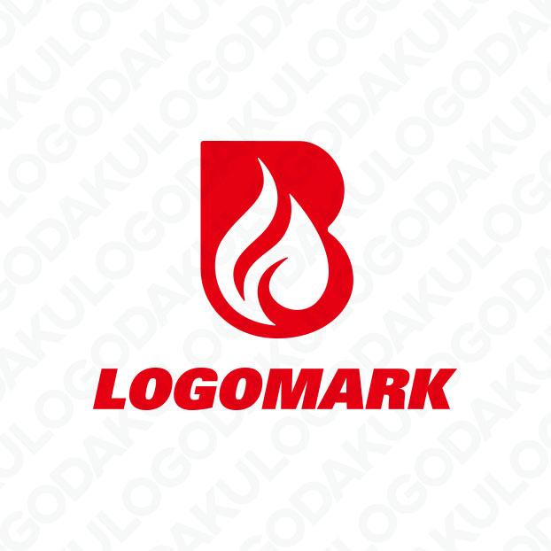 内面の強さ誇るBのロゴ
