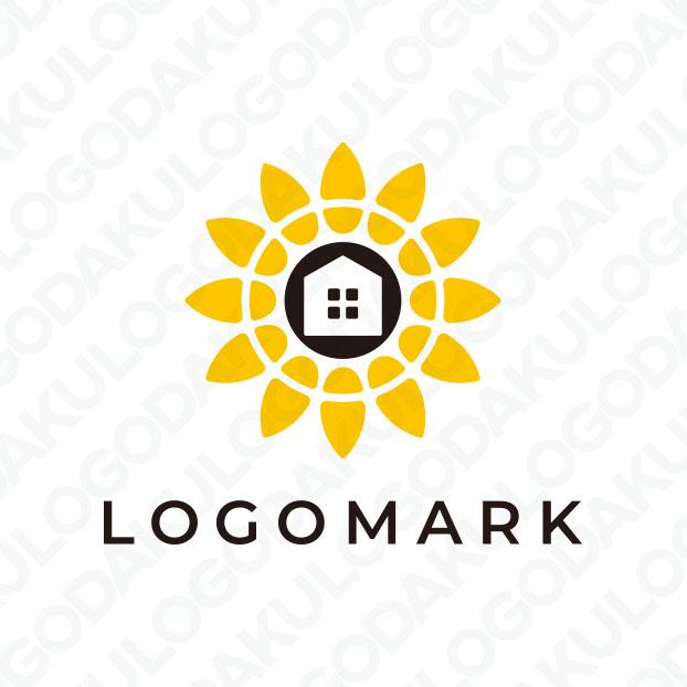 ひまわり住宅のロゴ