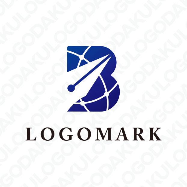 グローバルに活躍するBのロゴ
